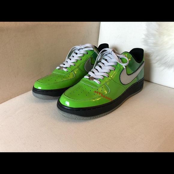 "66e229733d9c It s almost Halloween!! Nike AF1 ""Frankenstein"". M 5b5db6d3cdc7f766052092ee"